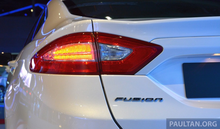 Ford Fusion Hybrid previews the Fusion for Malaysia Image #210751