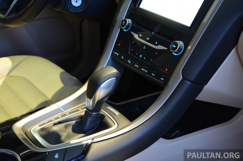 Ford Fusion Hybrid previews the Fusion for Malaysia Image #210752