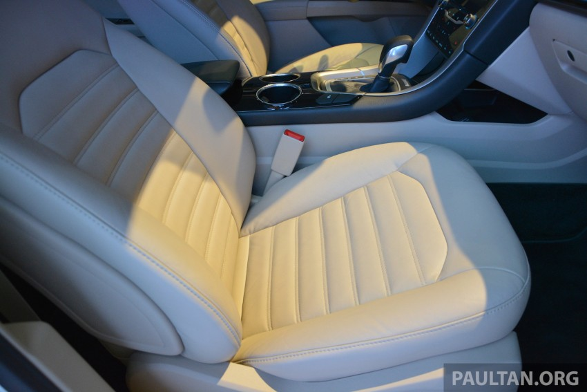 Ford Fusion Hybrid previews the Fusion for Malaysia Image #210753