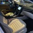 Ford Fusion Hybrid KLIMS 14