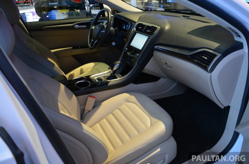 Ford Fusion Hybrid previews the Fusion for Malaysia Image #210755