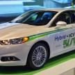 Ford Fusion Hybrid KLIMS 2