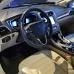 Ford Fusion Hybrid KLIMS 6