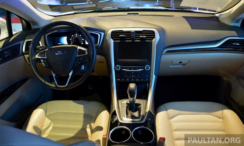 Ford Fusion Hybrid previews the Fusion for Malaysia Image #210750