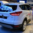 Ford Kuga Titanium+ KLIMS 1