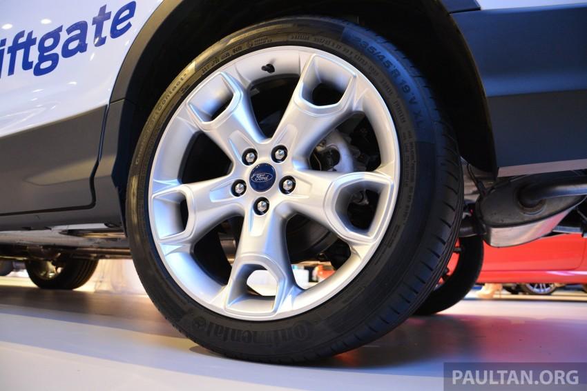 Ford Kuga Titanium+ – higher-spec arrives in 2014 Image #210712
