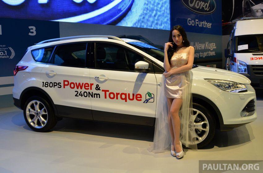 Ford Kuga Titanium+ – higher-spec arrives in 2014 Image #210713
