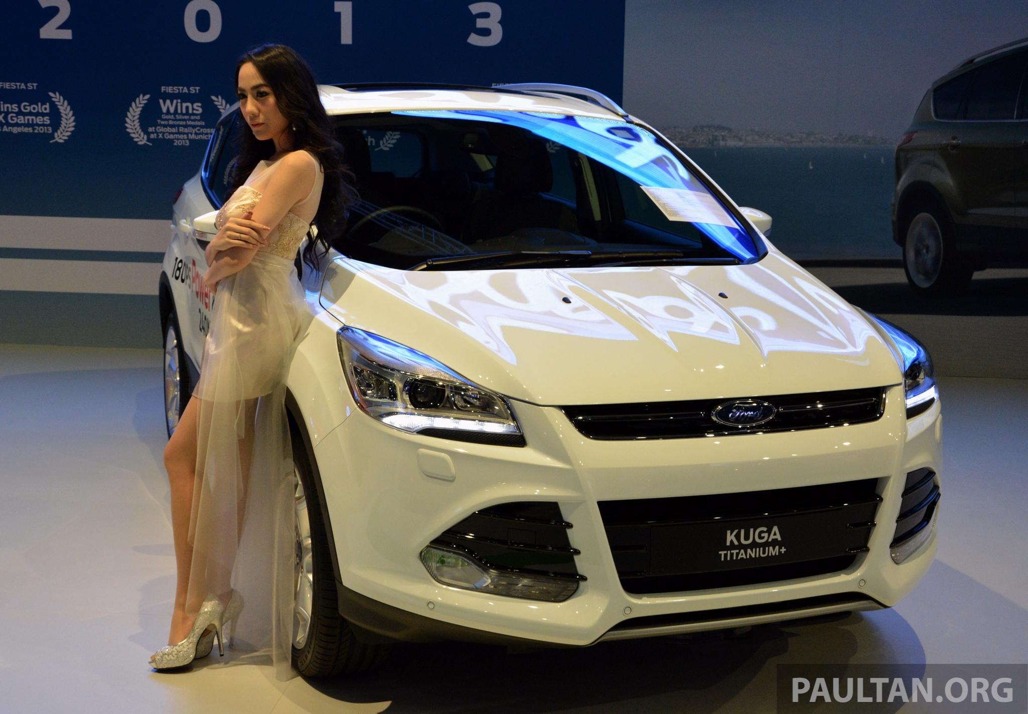 Image Result For Ford Kuga Titanium X Sport