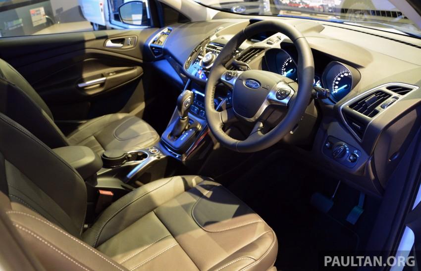 Ford Kuga Titanium+ – higher-spec arrives in 2014 Image #210718