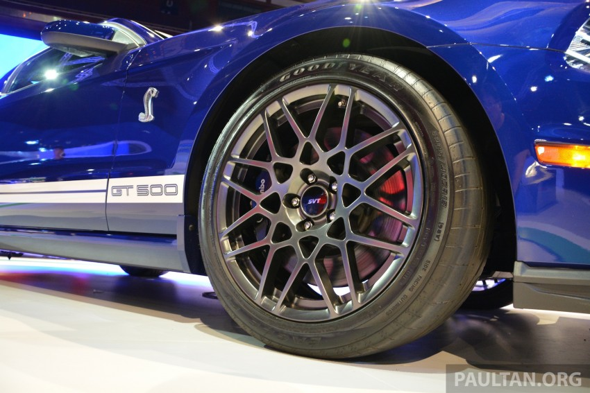 Ford Mustang Shelby GT500 shown at KLIMS13 Image #210689