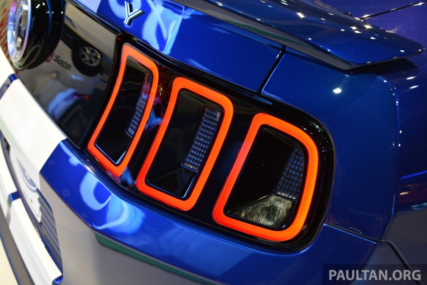 Ford Mustang Shelby GT500 shown at KLIMS13 Image #210699