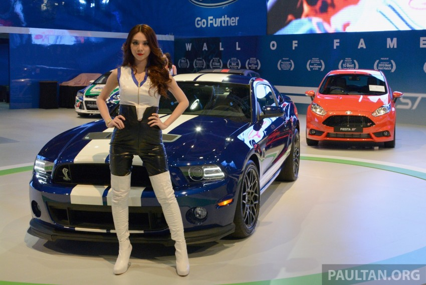 Ford Mustang Shelby GT500 shown at KLIMS13 Image #210707