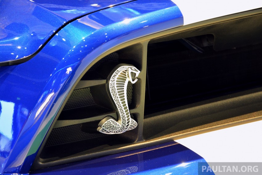 Ford Mustang Shelby GT500 shown at KLIMS13 Image #210697