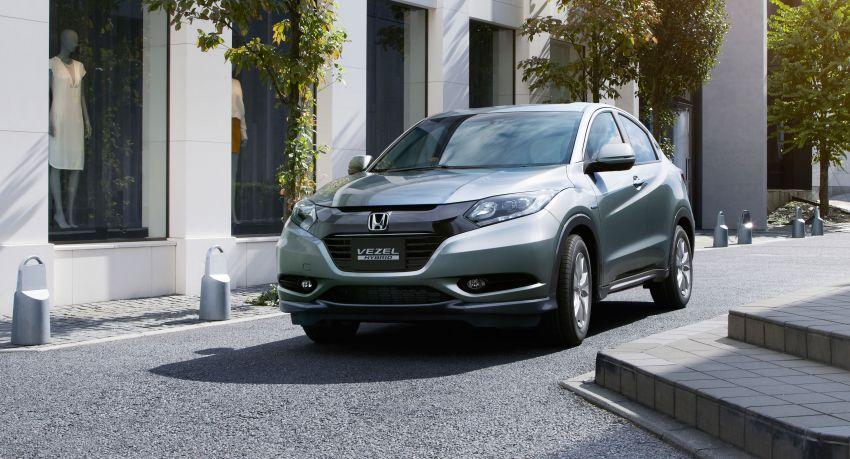 Honda Vezel – Jazz-based SUV debuts in Tokyo Image #212109