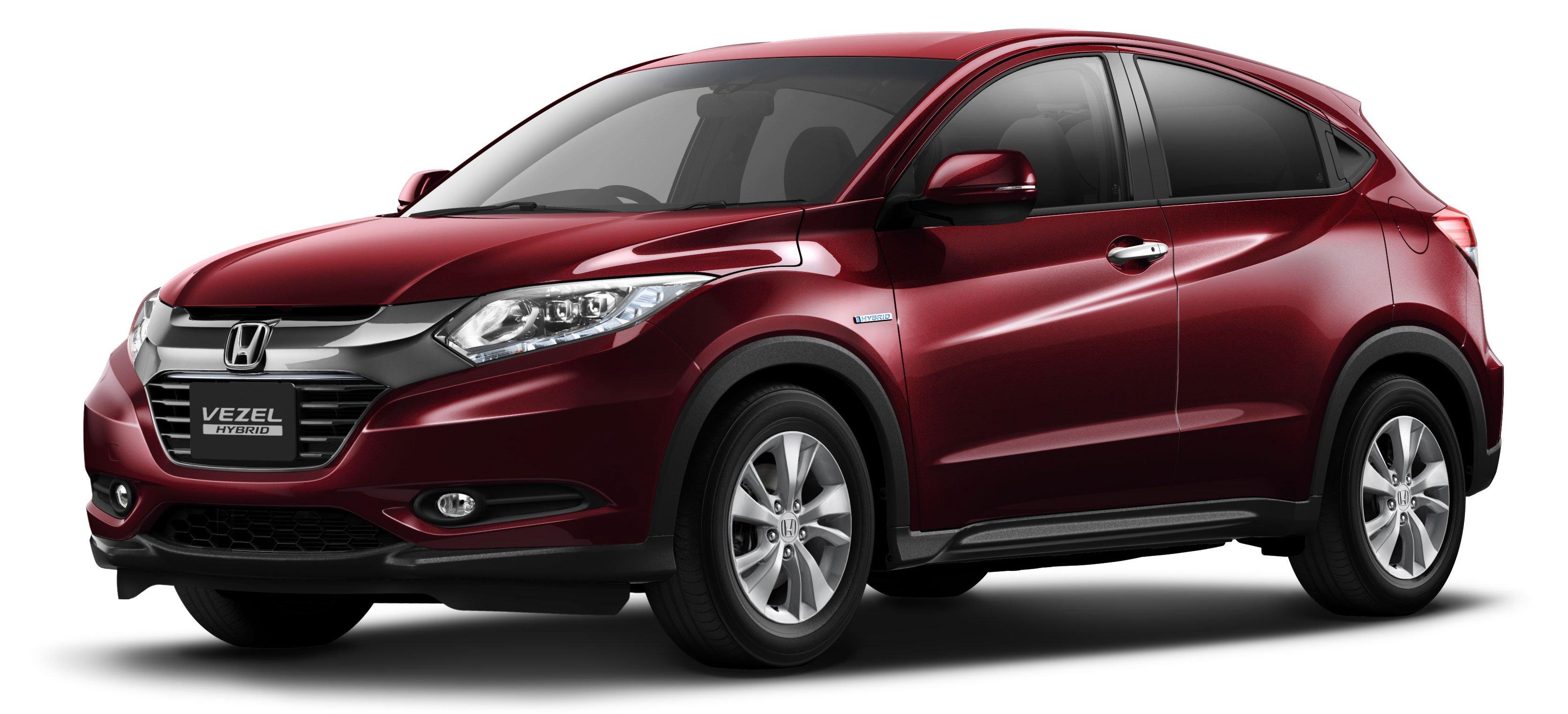 Honda Vezel – Jazz-based SUV debuts in Tokyo Paul Tan ...