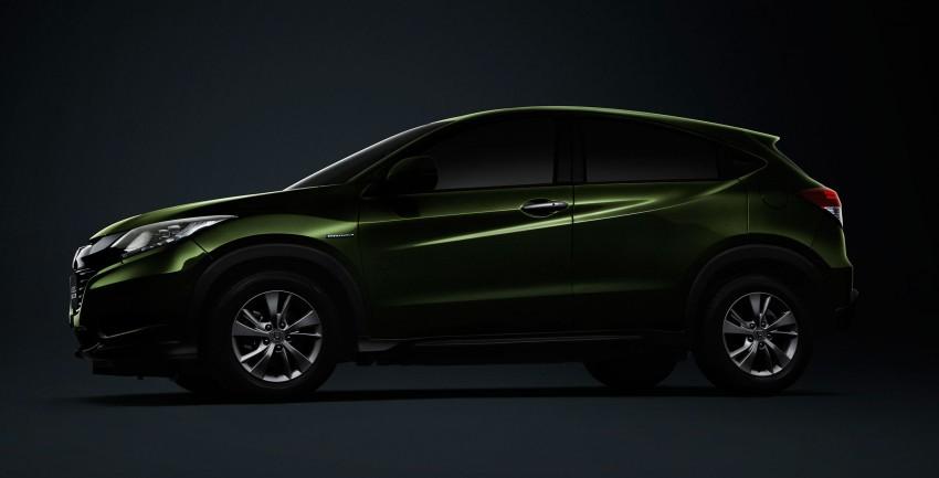 Honda Vezel – Jazz-based SUV debuts in Tokyo Image #212123