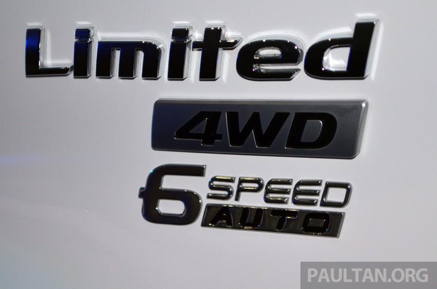 Hyundai Tucson Facelift makes debut at KLIMS13 Image #210199