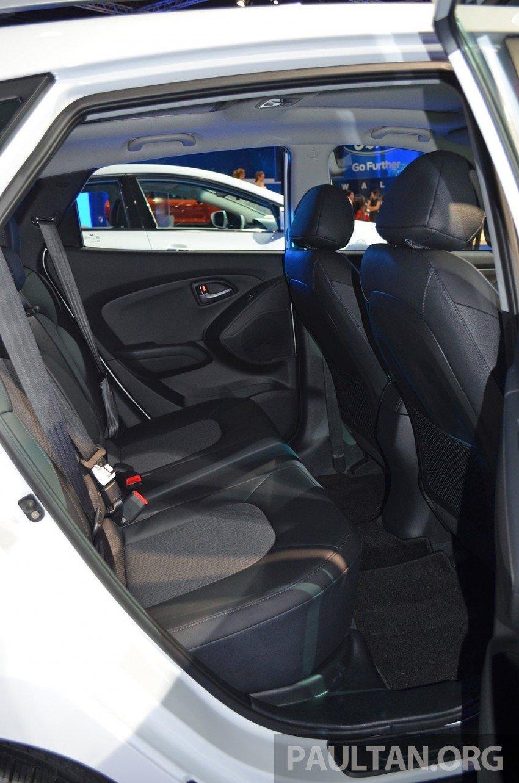 Hyundai Tucson Facelift makes debut at KLIMS13 Image #210201