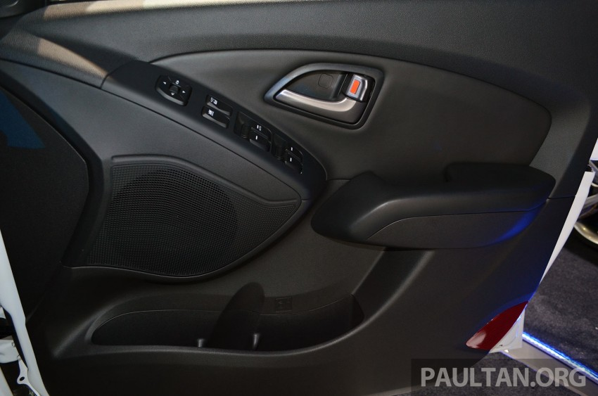 Hyundai Tucson Facelift makes debut at KLIMS13 Image #210203