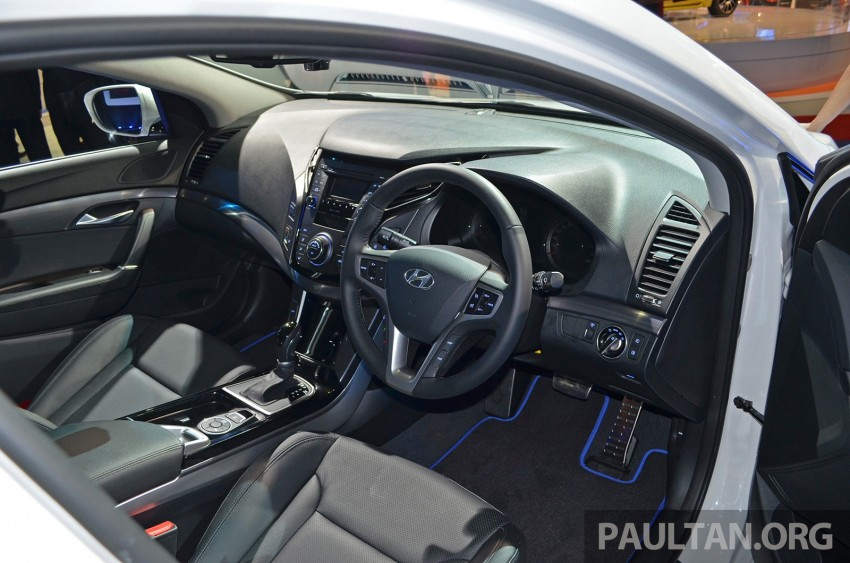 Hyundai i40 Sedan and Tourer launched in Malaysia – duo priced and positioned above the Sonata Image #209873