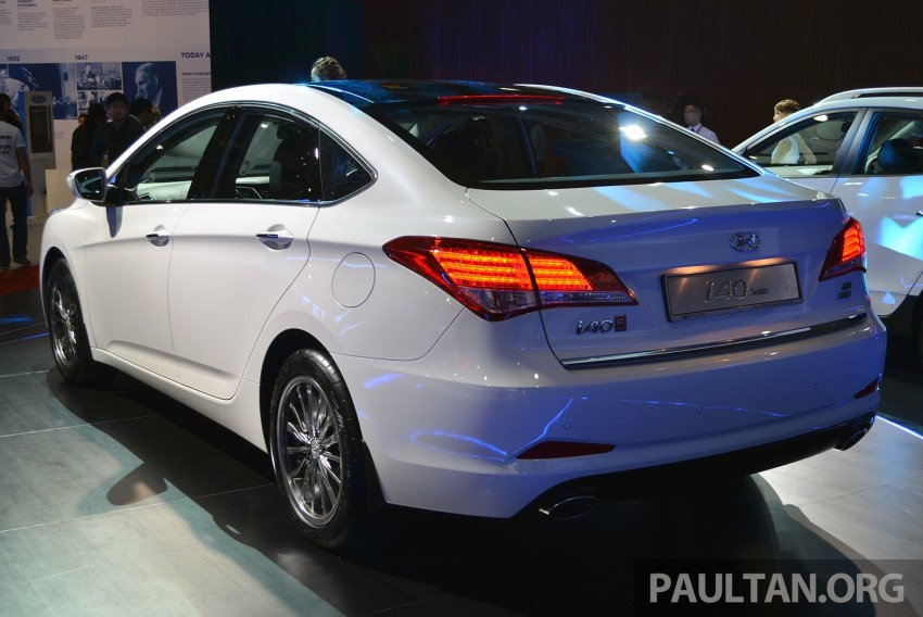 Hyundai i40 Sedan and Tourer launched in Malaysia – duo priced and positioned above the Sonata Image #209886