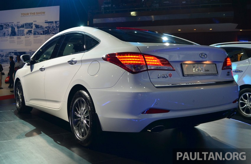 Hyundai i40 Sedan and Tourer launched in Malaysia – duo priced and positioned above the Sonata Image #209887