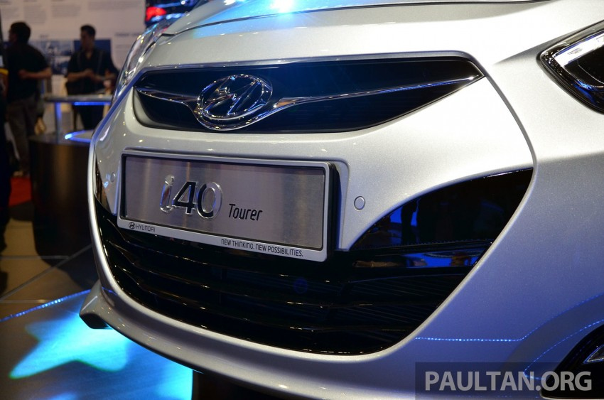 Hyundai i40 Sedan and Tourer launched in Malaysia – duo priced and positioned above the Sonata Image #209900