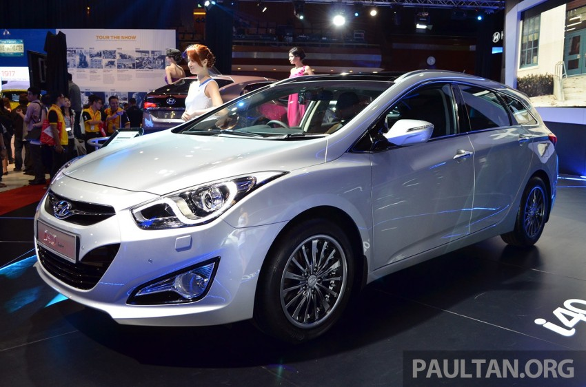 Hyundai i40 Sedan and Tourer launched in Malaysia – duo priced and positioned above the Sonata Image #209902
