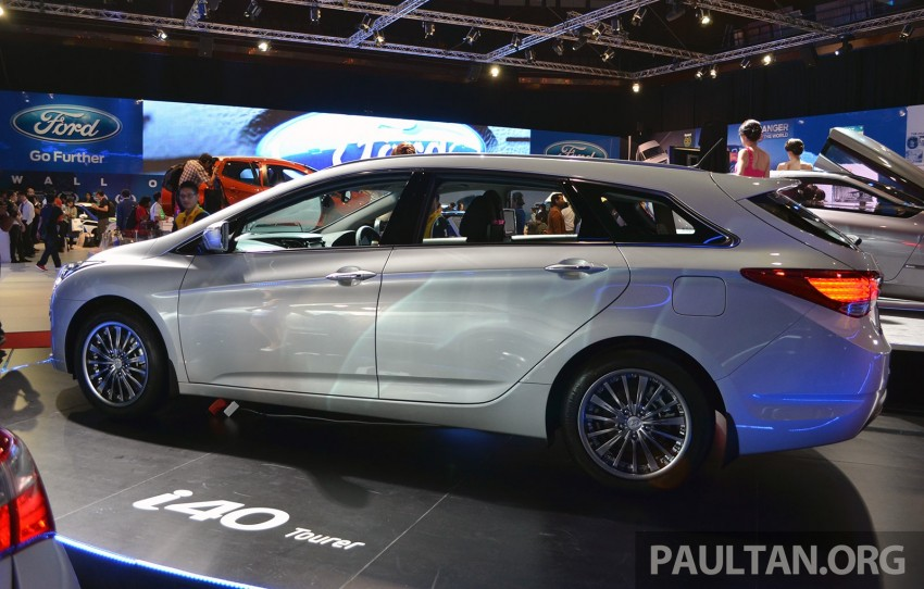 Hyundai i40 Sedan and Tourer launched in Malaysia – duo priced and positioned above the Sonata Image #209904