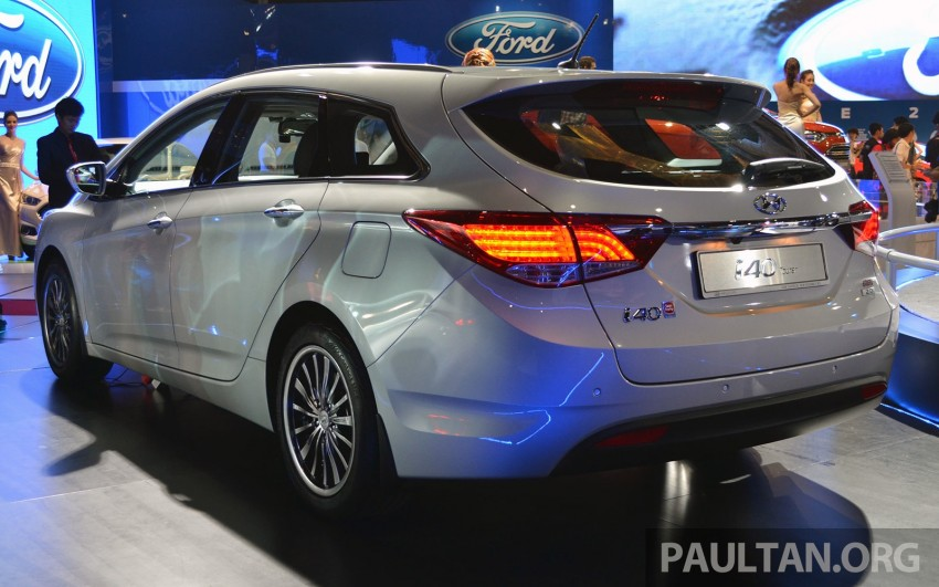 Hyundai i40 Sedan and Tourer launched in Malaysia – duo priced and positioned above the Sonata Image #209908