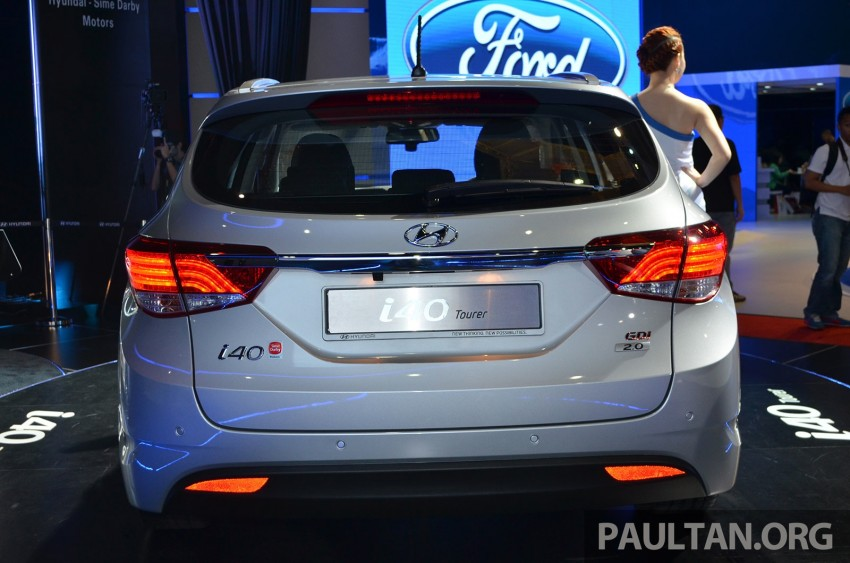 Hyundai i40 Sedan and Tourer launched in Malaysia – duo priced and positioned above the Sonata Image #209891