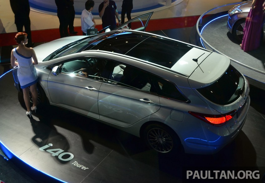 Hyundai i40 Sedan and Tourer launched in Malaysia – duo priced and positioned above the Sonata Image #209910