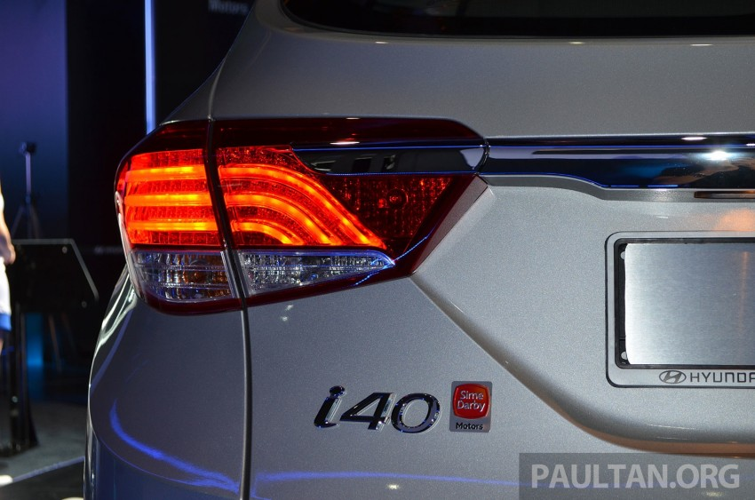 Hyundai i40 Sedan and Tourer launched in Malaysia – duo priced and positioned above the Sonata Image #209894