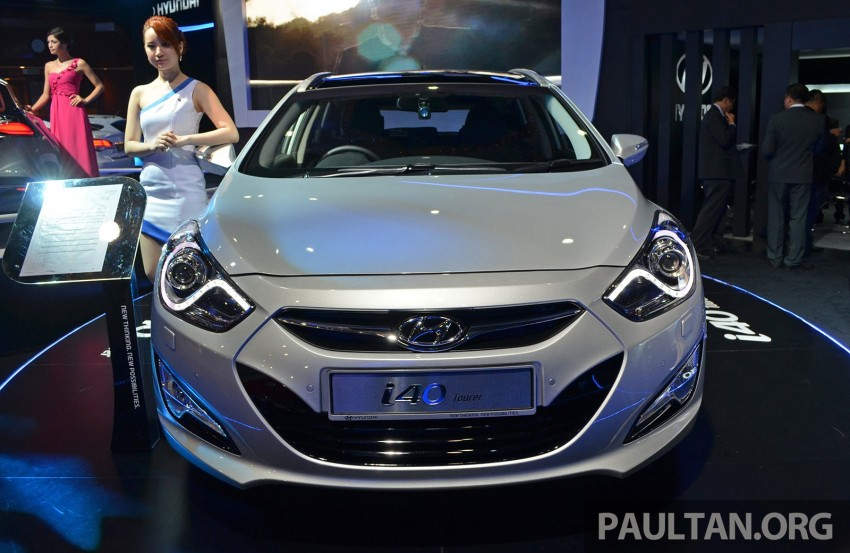 Hyundai i40 Sedan and Tourer launched in Malaysia – duo priced and positioned above the Sonata Image #209898