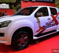 Isuzu D-Max X-Series KLIMS 2