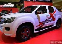 Isuzu D-Max X-Series KLIMS 2