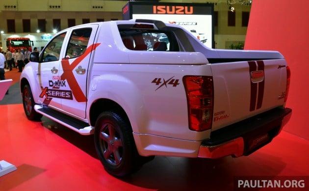 Isuzu D-Max X-Series KLIMS 5