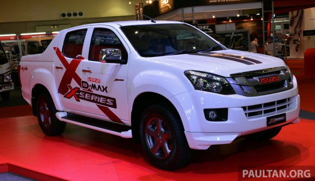 2013 Isuzu D-Max X-Series launched - only 300 units