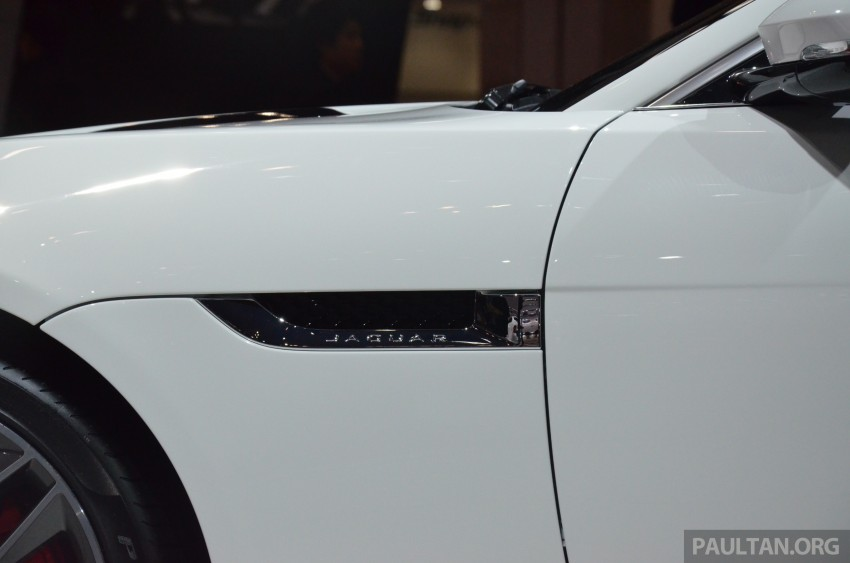 Tokyo 2013: Jaguar F-Type Coupe debuts, gets 550 PS Image #212638