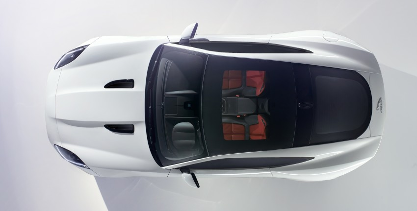 Jaguar F-Type Coupe confirmed for LA and Tokyo Image #208135