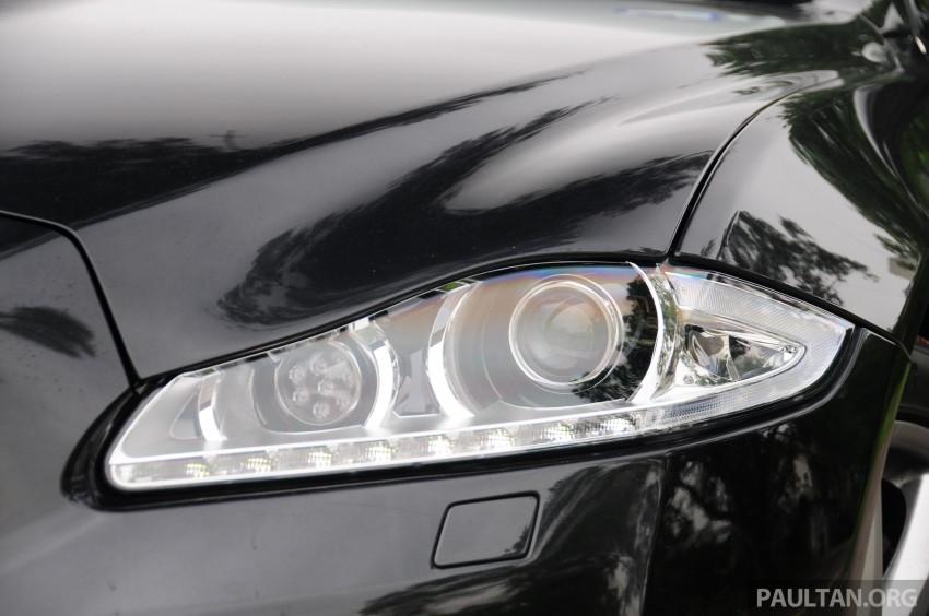 DRIVEN: Jaguar XJ L 2.0 Ti – only four-pot in its class Image #207895