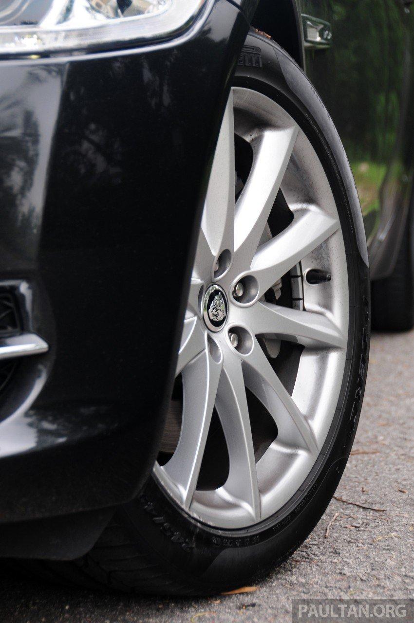 DRIVEN: Jaguar XJ L 2.0 Ti – only four-pot in its class Image #207896