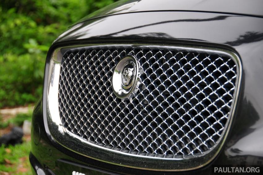 DRIVEN: Jaguar XJ L 2.0 Ti – only four-pot in its class Image #207897