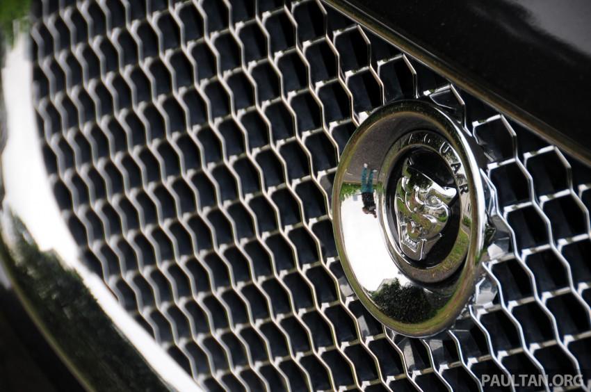 DRIVEN: Jaguar XJ L 2.0 Ti – only four-pot in its class Image #207898