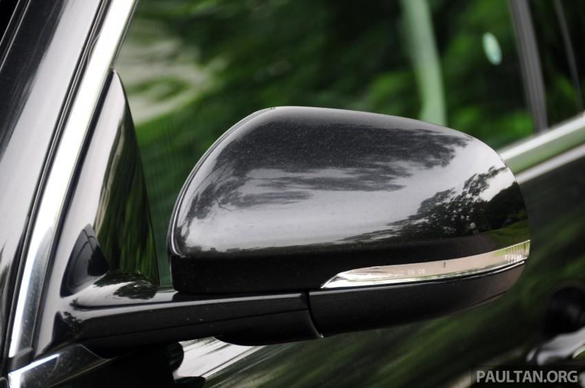 DRIVEN: Jaguar XJ L 2.0 Ti – only four-pot in its class Image #207899