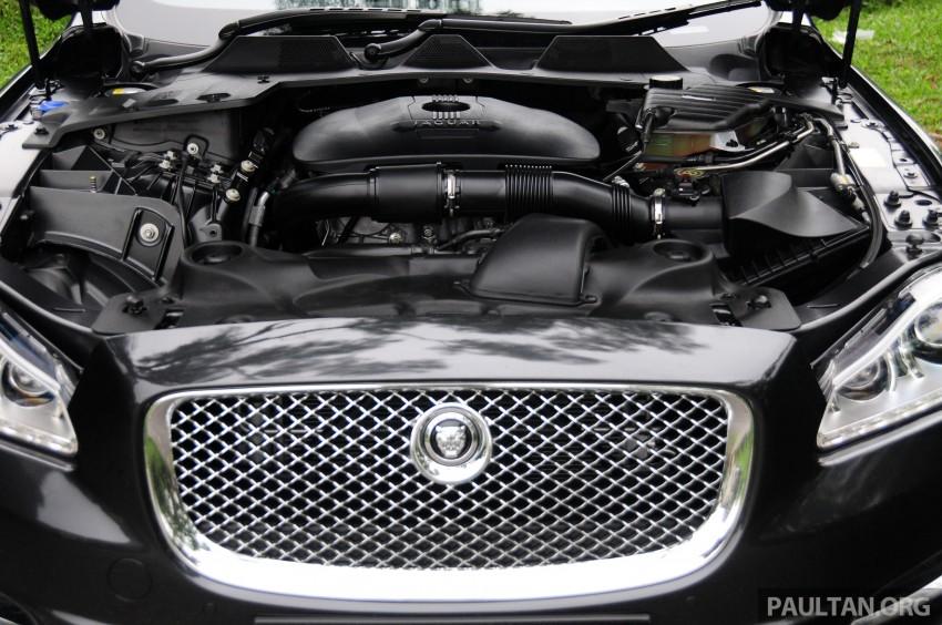 DRIVEN: Jaguar XJ L 2.0 Ti – only four-pot in its class Image #207909