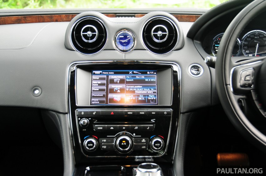 DRIVEN: Jaguar XJ L 2.0 Ti – only four-pot in its class Image #207923