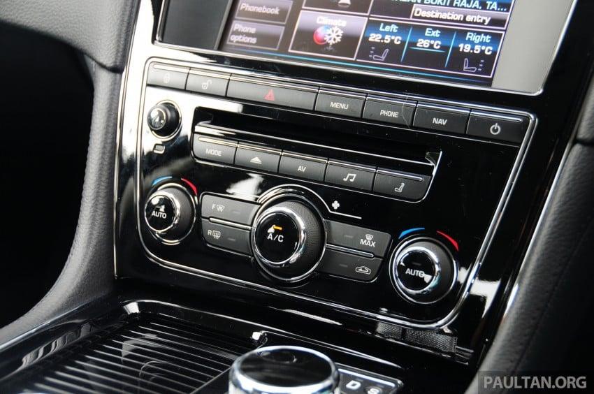 DRIVEN: Jaguar XJ L 2.0 Ti – only four-pot in its class Image #207928