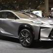 Lexus LF-NX Turbo Tokyo 16