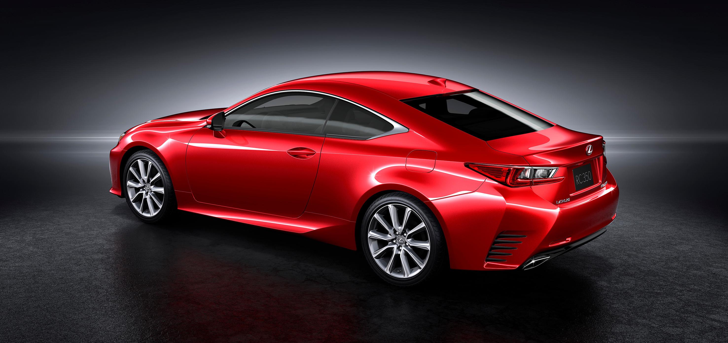 Lexus RC Coupe debuts at 2013 Tokyo Motor Show Paul Tan ...